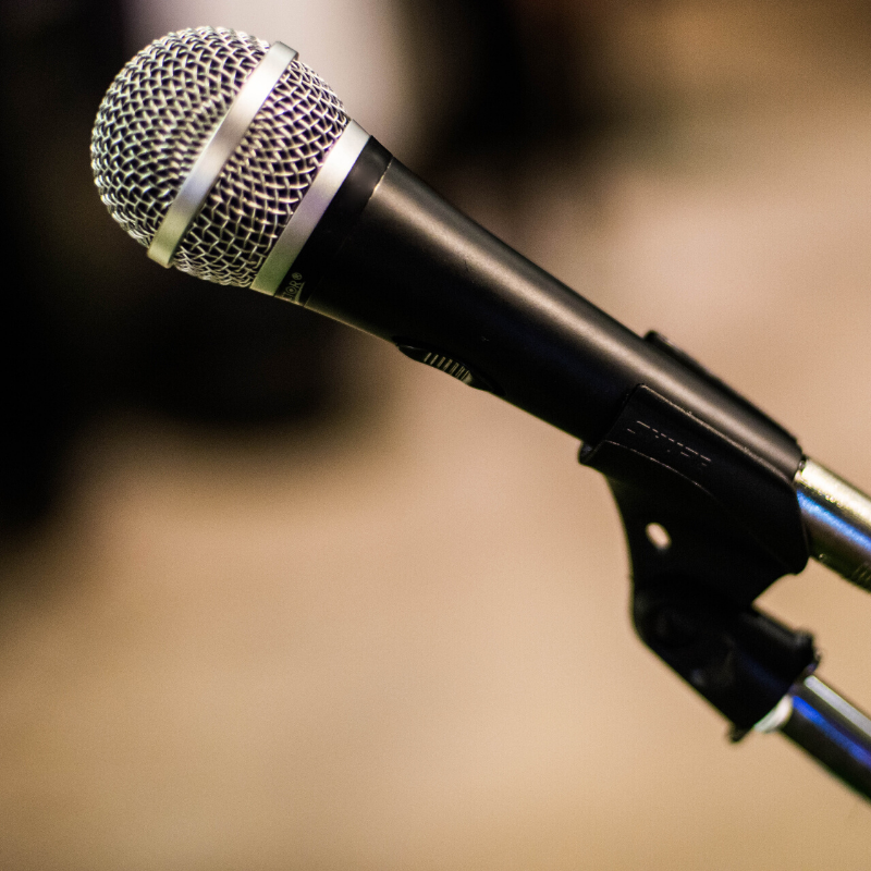 microphone for voice lessons